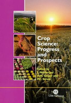 This book includes keynote invited papers from the Third #InternationalCropScienceCongress held in Hamburg, Germany in August 2000.