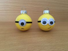 Minion Ornament (Choose 1)