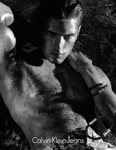 Sean O'Pry. Oh my god....I've never seen this.