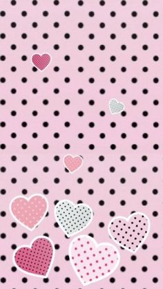 delicate valentine heart background