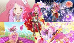 Aikatsu! Stars: Elza Forte Collage (Venus) by ArtisticAries91