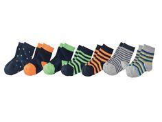 Ponožky – 7 párů - Pondělí, 05.12. - LIDL - správná volba. Kvalita je u nás na 1. místě