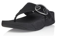 FitFlop Hooper Black at Sole Provisions!