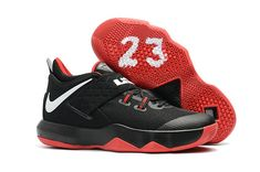 a3a3436cba6 2018 Shop Nike Lebron Ambassador 10 Mens Basketball Sneakers For Sale Black  Blood Red White Mens