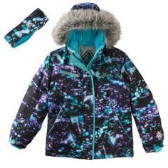 734dd6a84606 C9 Champion® Girls  Heavyweight Puffer Jacket Lavender   Target ...