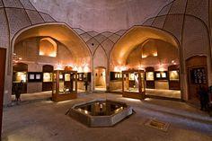 Ganj Ali Khan Zarrab Khaneh  ( Mint  ), now Coin Museum-Kerman,Iran