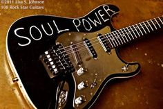Morello's Soul Power Stratocaster ..Want!