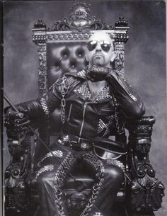 Rob Halford- The Metal God