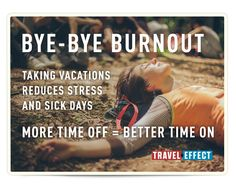 Don't suffer from #DayOffDeficit. Take time off, live #TravelEffect & become a happier, healthier you. www.stbernardlodge.com  www.nps.gov/lavo