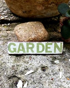Dollhouse miniature picture dollhouse garden / by DewdropMinis Greenhouse Pictures, Dollhouse Accessories, Garden Signs, Made Of Wood, Dollhouse Miniatures, Vintage Fashion, Handmade, Etsy, Hand Made