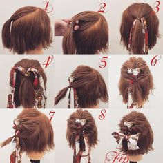 How to Style Your Hair with a Scarf | Makeup Mania