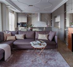 МЕТРАЖ: 123 м2  ДИЗАЙН: НАДЯ ГОРДЕЕВА Couch, Furniture, Home Decor, Homemade Home Decor, Sofa, Sofas, Home Furnishings, Interior Design, Couches
