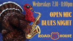 Join us every Wednesday evening for Blues Open Mic & Jam Session No Cover! Live Music, New Orleans, Wednesday, Blues, Join, Events, Night, Cover, Happenings