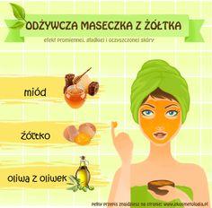 #fashion #skin #skincare #natural #cosmetics #kosmetyki #naturalne #DIY #handmade #EKOsmetologia on www.ekosmetologia.pl  Maseczka polecana jest szczególnie do skóry suchej, zmęczonej i poszarzałej. Głęboko odżywia, nawilża oraz sprawia, że skóra staje się promienna i wypoczęta.