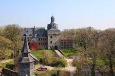 Schloss Liedberg und die Liedberger Mühle