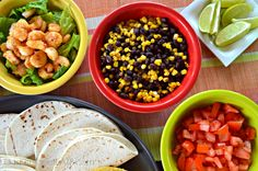 4 Ingredient Roasted Corn and Black Beans - East 9th Street Eats