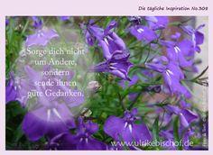 Die tägliche Inspiration No.308 www.inspirationenblog.wordpress.com www.ulrikebischof.de