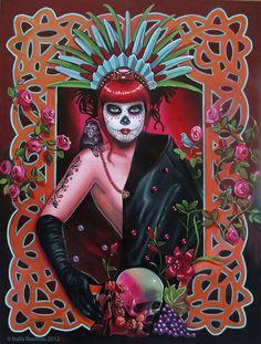 Dulce Muerte by Italia-Ruotolo-Art on deviantART