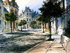 Korzen is in the garden: Disney - Les Aristochats ( 1970 ) - Paris