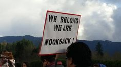 Controversy is centering on the Nooksack Tribe, whose leaders are trying to remove 306 people from the rolls.