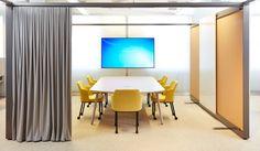#Rockwellunscripted & #remix by #knoll.  #Escinter tem o melhor #design e #solucao em #moveis de #escritorio. #cadeiras #workplacedesign