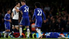 gary cahill relishing london derby with fierce rivals tottenham