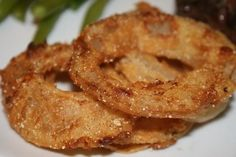 Onion Ring Crusted Northern Pike Recipe
