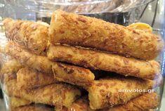 Μπατόν σαλέ με παρμεζάνα - Τραγανές λιχουδιές για το ποτό σας Biscuits, Health Fitness, Cookies, Sweet, Ethnic Recipes, Food, Bread, Greek Recipes, Crack Crackers