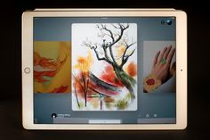 Digital invention blog: IPAD PRO REVIEW