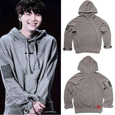 Cheap hoodie wings, Buy Quality kpop bts directly from China bts suga Suppliers: ALLKPOPER Kpop BTS SUGA Cap Hoodie Wings Sweatershirt Pullover Bangtan Boys Coat Kpop Fashion Outfits, Korean Outfits, Bts Shirt, K Pop, Bts Clothing, Bts Inspired Outfits, Sweater Hoodie, Cool Shirts, Korean Fashion