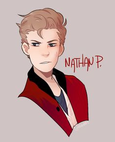 Nathan P by Boddbby on DeviantArt