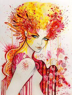 Sweet flower by PixieCold.deviantart.com on @deviantART