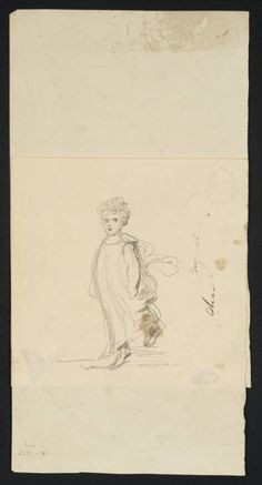 'A Child Running', Joseph Mallord William Turner | Tate