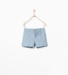 ZARA - SALE - Shorts with pockets