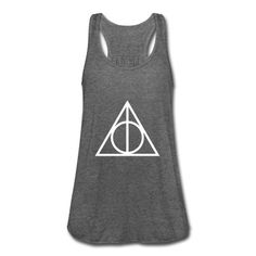 Deathly Hallows Tank Top | Spreadshirt | ID: 12042195
