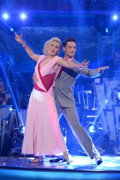 Strictly Come Dancing 2014 - Week 2 - Jennifer Gibney and Tristan MacManus