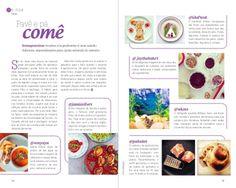 Designed by Lais Pancote :: PAGES Manjericão Magazine (ed.02)  - Olik Comunicação -  September/2013