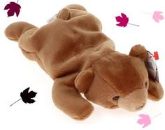 Ty Beanie Baby CUBBIE the Bear, Style 4010, 1993, 008421040100 MWMT by BusyQueen