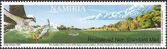 Stamp: Zambezi River (Namibia) (Perennial rivers) Mi:NA 1208,Sn:NA 1099,Yt:NA 1092