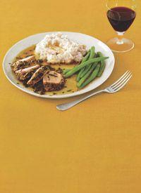 Herbed Pork Roast II - Healthy Recipe Finder | Prevention