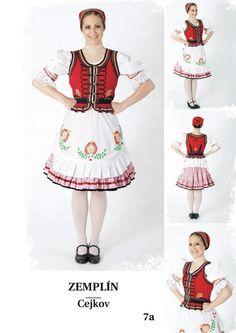 Zemplín, SK Costumes, Traditional, Dress Up Clothes, Fancy Dress, Men's Costumes, Suits