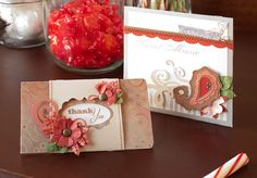 Tips for giving the gift of yourself with handmade cards and gift packaging. #CTMH