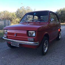 Fiat - 126 GP Giannini - 1974 - Catawiki Fiat 126, Sheet Metal
