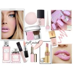 Make Up:Light Pink!!!