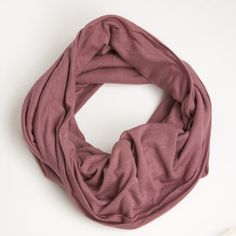 Infinity Scarf in Solid
