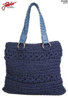 Crochet bag San Marino.