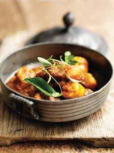 Beef and plantain stew (Africa) recipe from Atul's Curries of the World by Atul Kochhar | Cooked