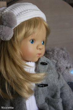 кукла Сильвии Наттерер