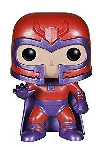 X-Men - Magneto: Funko Pop! Marvel:: Amazon.co.uk: Toys & Games