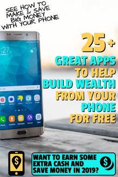 Best Money Apps For Canadians: Free Apps To Save & Make Money - Finance tips, saving money, budgeting planner Money Tips, Money Saving Tips, Great Apps, Savings Planner, Managing Your Money, Financial Literacy, Earn Money Online, Make More Money, Money Management